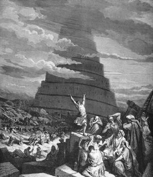 The Real Sin at the Tower of Babel